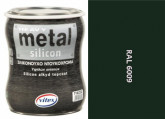 Vitex Heavy Metal Silikon - alkyd RAL 6009 750ml